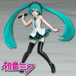 Vocaloid 2: Miku Hatsune Lat-type Ver. 1/8 Scale PVC Statue