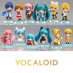 Vocaloid: Petit Nendoroid Hatsune Miku Selection 1 Box (12 Stück)