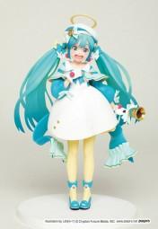Vocaloid 2: Miku Hatsune 2nd Season Winter Ver. non Scale PVC Statue