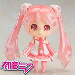 Vocaloid 2: Sakura Miku Bloomed in Japan - Nendoroid