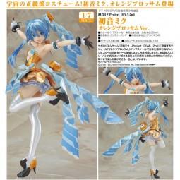 Vocaloid 2: Project DIVA 2nd Miku Hatsune Orange Blossom Ver. 1/7 Scale PVC Statue