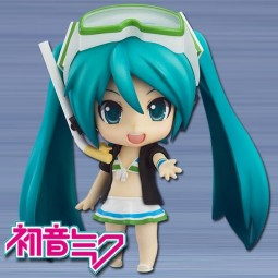 Vocaloid 2: Miku Hatsune Swimsuit Ver. Family Mart Color - Nendoroid
