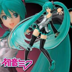 Vocaloid 2: CHARACTER VOCAL SERIES 01- Miku Hat0sune Tony Ver. 1/7 Scale PVC Statue