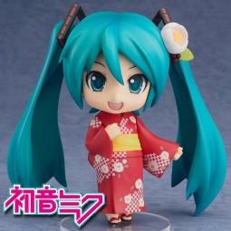 Vocaloid 2: Miku Hatsune - Nendoroid Yukata Ver. Natsutsubaki