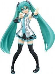 Vocaloid 2: CHARACTER VOCAL SERIES 01- Miku Hatsune Project Diva 2nd Arcade PM Figure