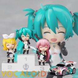 Vocaloid: Nendoroid Petite: Racing Miku Set 2011 Ver.