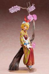 Vocaloid 2: Rin Kagamine Hanairogoromo Ver. 1/8 Scale PVC Statue