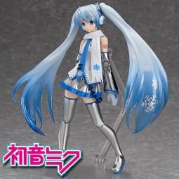 Vocaloid: Snow Miku - Figma