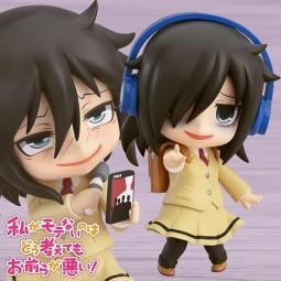 Watashi ga Motenai no wa dou Kangaetemo Omaera ga Warui: Tomoko Kuroki - Nendoroid