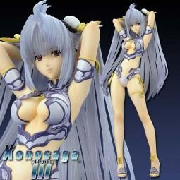 XENOSAGA - Kos Mos Swimsuit Ver. 1/6 Scale PVC Statue